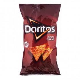Doritos spicy nacho chips
