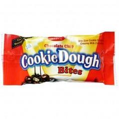 Cookie dough bites chocolate chip sachet