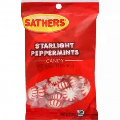 Sathers starlight peppermints 102g