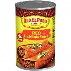 Old el paso red enchilada sauce hot