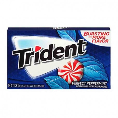 Trident perfect peppermint