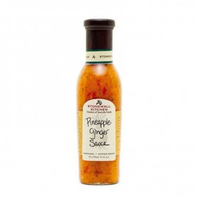 Stonewall kitchen pineapple ginger sauce