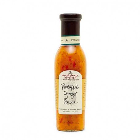 Stonewall kitchen pineapple ginger sauce