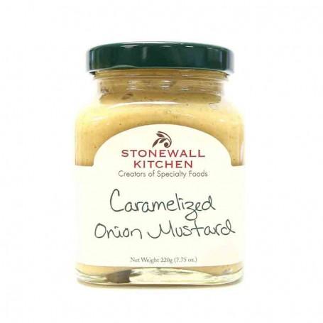 Stonewall kitchen caramelized oinon mustard