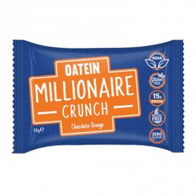 Oatein millionaire crunch chocolate orange