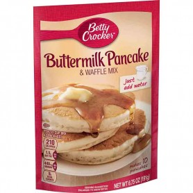 Betty Crocker buttermilk pancake mix 191G