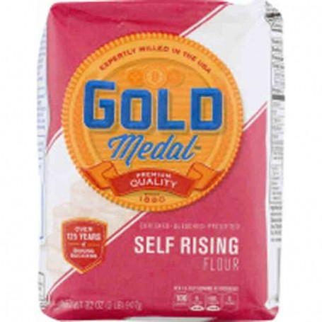 Gold medal self rising flour