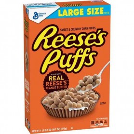 Reese's puffs 473G