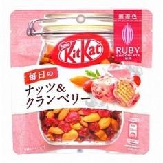 Kit kat ruby chocolate