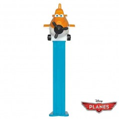 Pez planes dusty