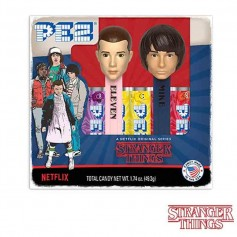 Pez gift set stranger things eleven et mike