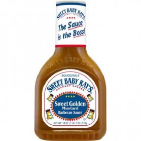 Sweet baby ray's barbecue sauce sweet golden mustard