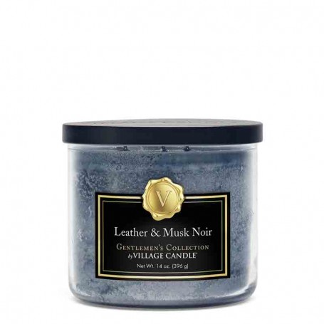 VC Tumbler leather and musk noir