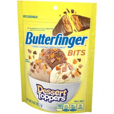 Butterfinger bits dessert topper