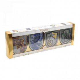 Harry potter house crest tins kit