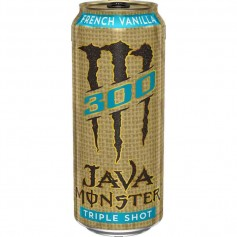 Monster java triple shot french vanilla