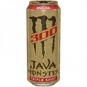 Monster java triple shot mocha