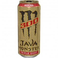 Monster java triple shot mocha