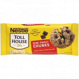 Nestle toll house semi-sweet chunks