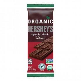 Hershey's organic special dark chocolate bar