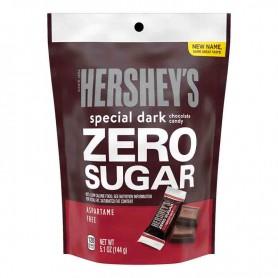 Hershey's specioal dark chocolate zero sugar 144G