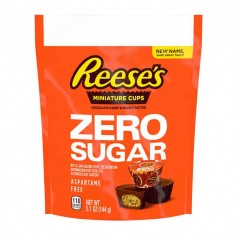 Reese's miniature cup  zero sugar 144G