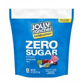 Jolly rancher hard candy zero sugar 172G