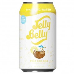 Jelly belly sparkling water piña colada