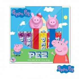 Pez gift set peppa pig peppa & george