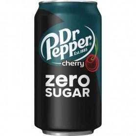 Dr pepper cherry zero sugar