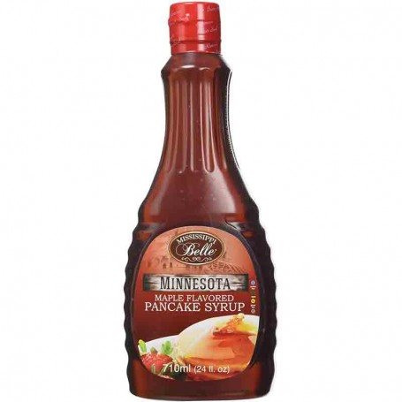 Mississippi belle minnesota pancake syrup