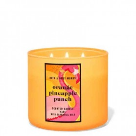 BBW bougie orange pineapple punch