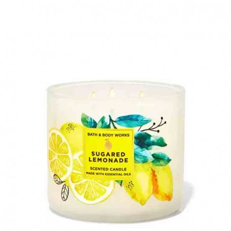 BBW bougie sugared lemonade