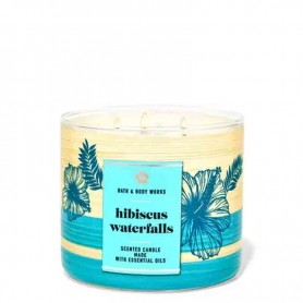 BBW bougie hibiscus waterfall