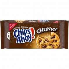 Chips ahoy ! chunky cookie