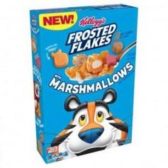 Kellogg's frosted flakes marshamllows