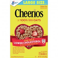 Cheerios large size 340G