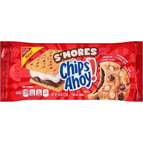 Chips ahoy ! s'mores cookie