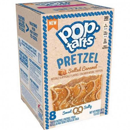 Pop tarts pretzel salted caramel