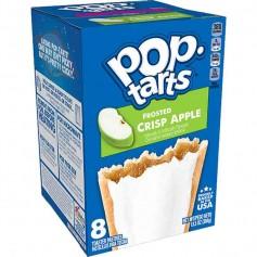 Pop tarts frosted crisp apple