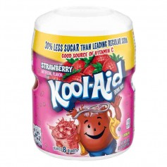 Kool Aid strawberry big