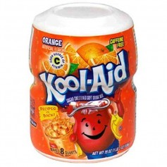 Kool Aid orange big