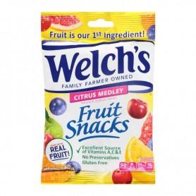 Welch's fruit snacks citrus medley
