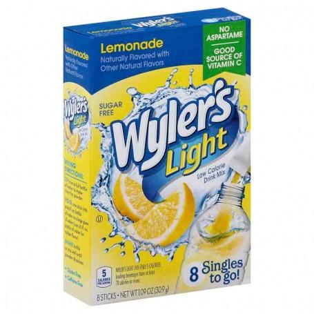 Wyler's light lemonade single to go