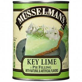 Musselman's key lime pie filling