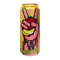 Peace tea limonade fraise