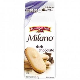 Milano dark chocolat cookie