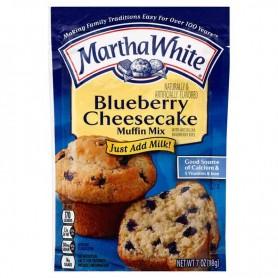 Martha blueberry cheesecake muffin mix