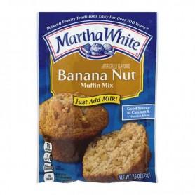 Martha banana nut muffin mix
