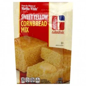 Martha yellow cornbread mix